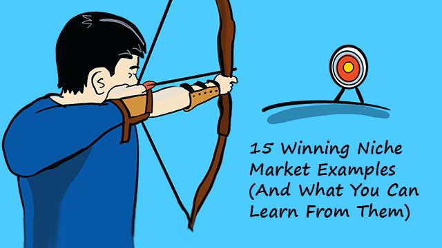 15 Winning Niche Market Examples