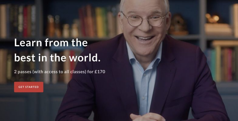 Masterclass online education