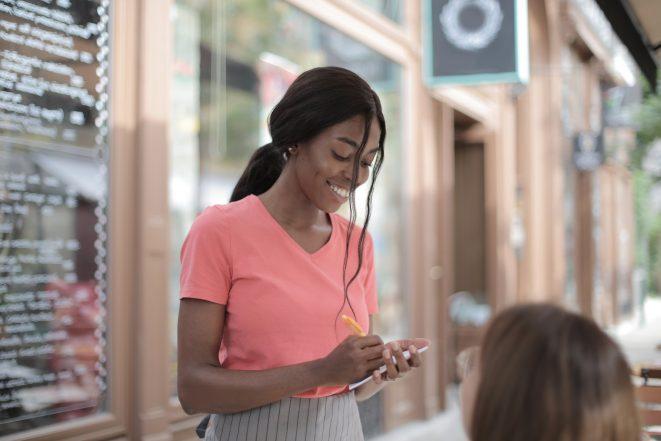 Define your customer profile