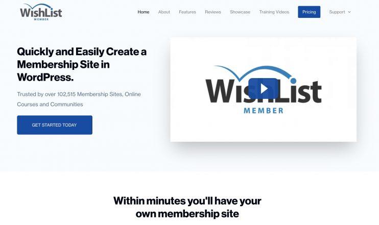 WishList member tutorial