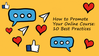 How to promote your online course